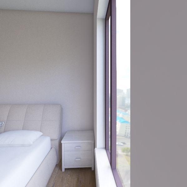 Квартирка Interior Design Render