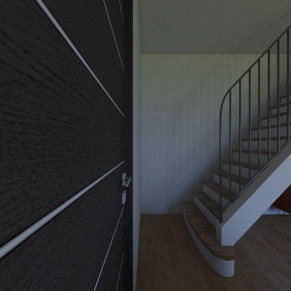Földszint Interior Design Render