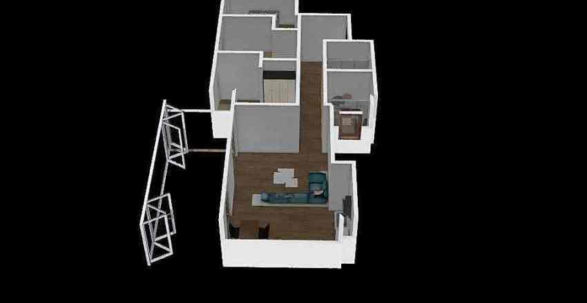 txantxilla Interior Design Render