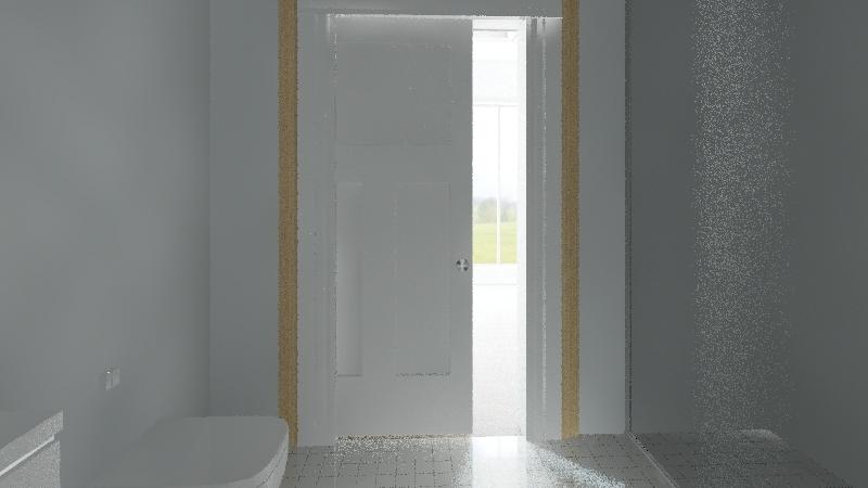 Tiny House ~ Celia Myers Interior Design Render
