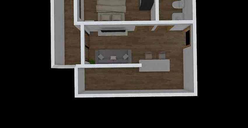 PA 3 studio 1 Interior Design Render