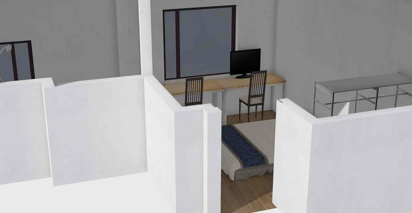 套房 Interior Design Render