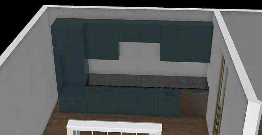 Англия Interior Design Render