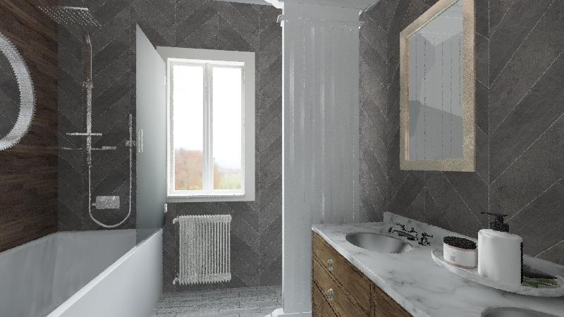 modern 2 Interior Design Render