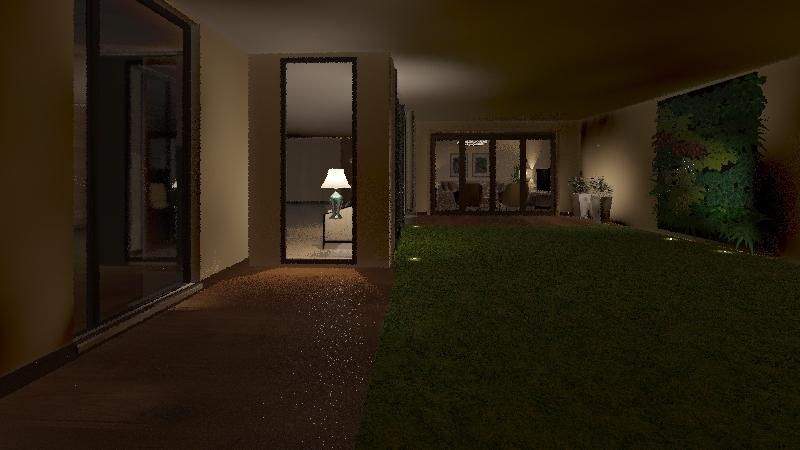 my home 1 Interior Design Render