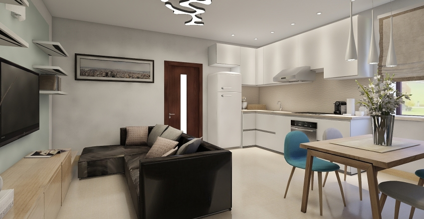 MARAGNA Interior Design Render