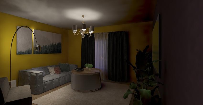 дом кирилла Interior Design Render
