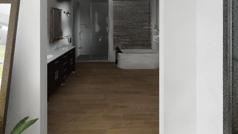 Grace's Master Bedroom Interior Design Render