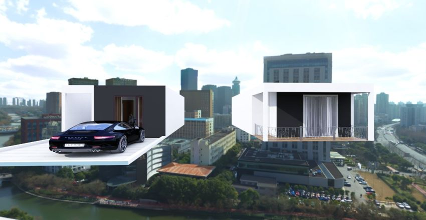 casa 5x15m (4) Interior Design Render