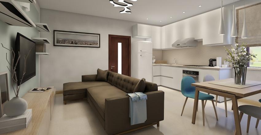 MARAGNA2 Interior Design Render