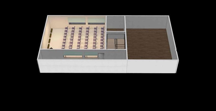FACULTAD ARQ Interior Design Render