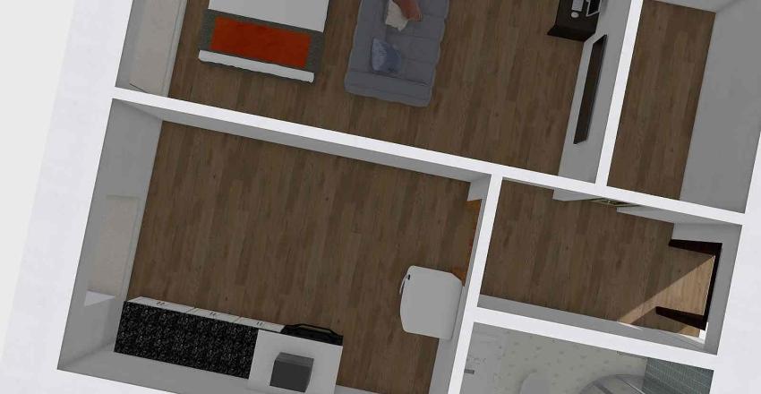 MY flat Interior Design Render