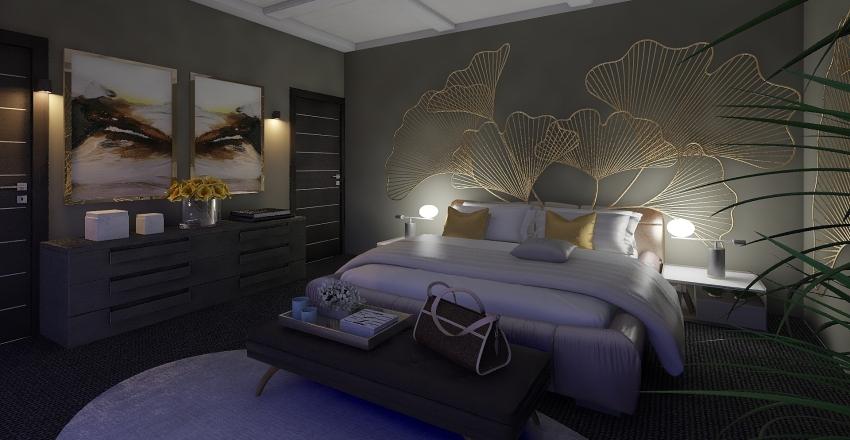 Manhattan Interior Design Render