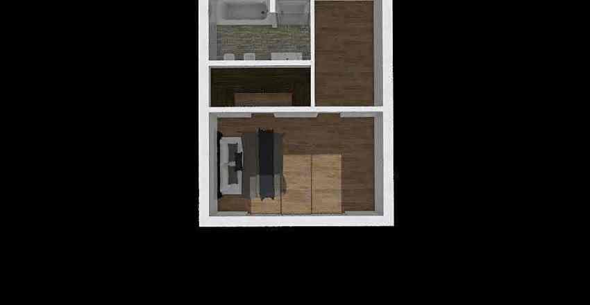 prova 1 Interior Design Render