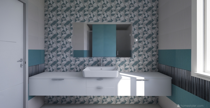 bagno 1 Interior Design Render