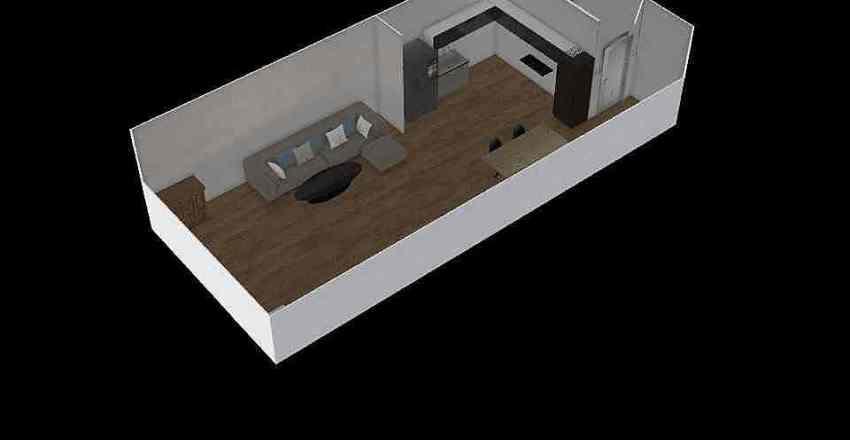 Home Draft Interior Design Render