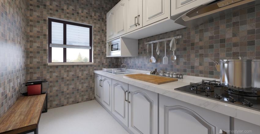 Aldy Interior Design Render