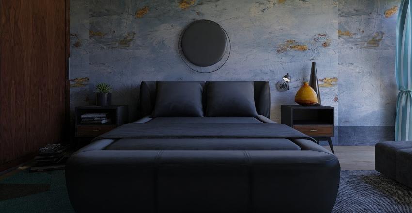 New Bedroom  Interior Design Render