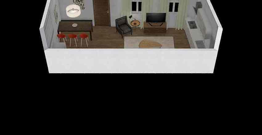 casa cristian BJ Interior Design Render