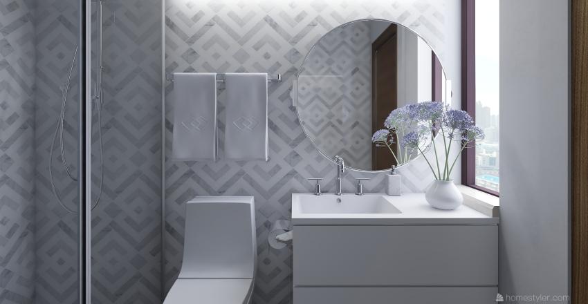 Casa habitación OAK Interior Design Render