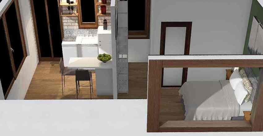 Rhami  Interior Design Render