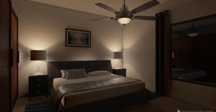 Ejercicio 1 Interior Design Render