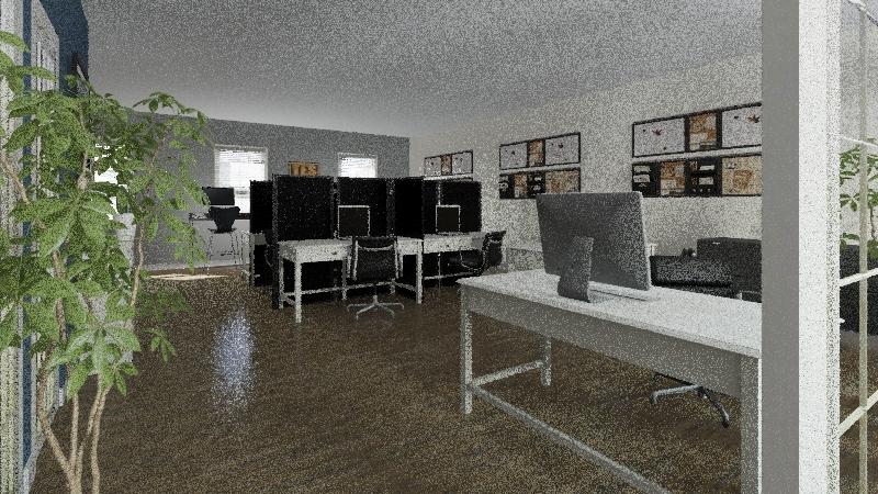Tucker Realty v3 Interior Design Render
