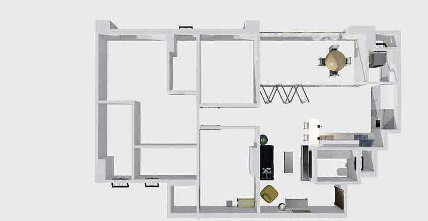 PROJETO EDUARDO MEDEIROS R01 Interior Design Render