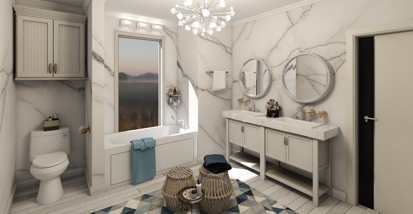 Guernsey Living Interior Design Render