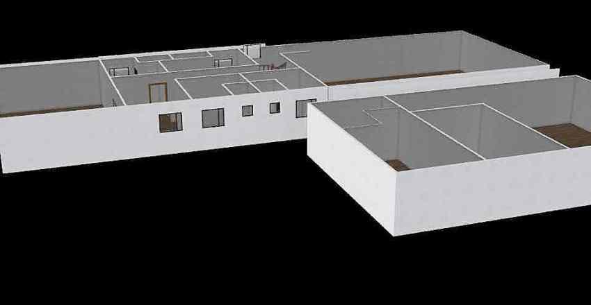 Três Ranchos Interior Design Render