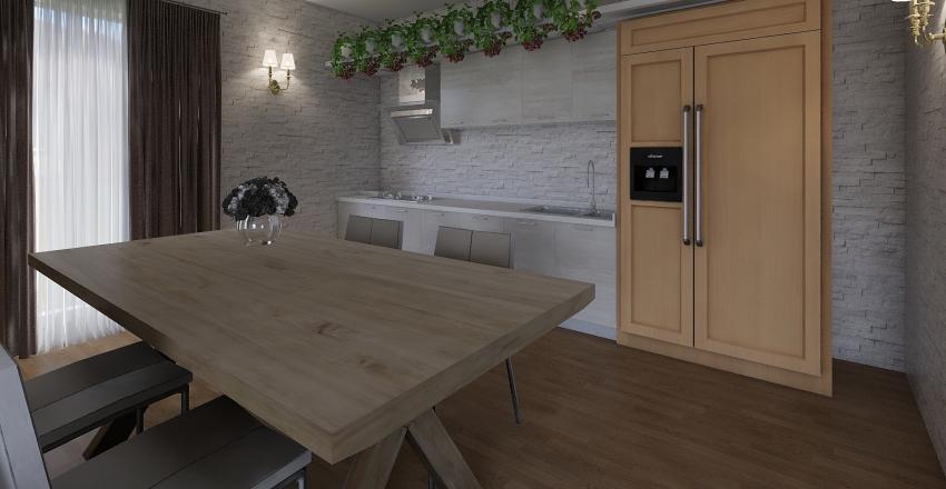 Lovely Interior Design Render