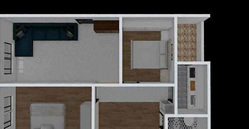 都會 Interior Design Render