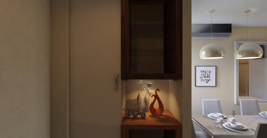 D2 Altar No Buffer Interior Design Render