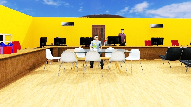BĐTĐ Interior Design Render