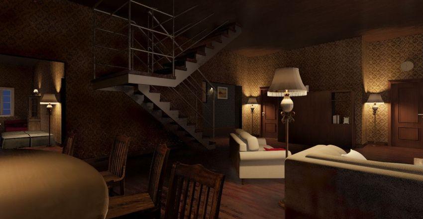 the mansion Interior Design Render