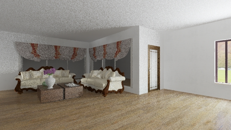 mau haus Interior Design Render