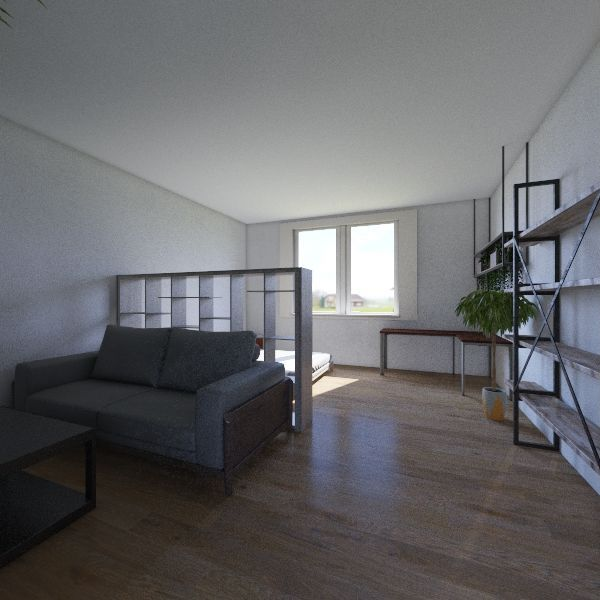 Domov Interior Design Render