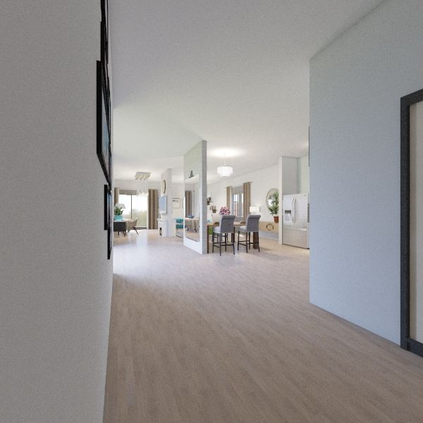 Nataly Levy Interior Design Render