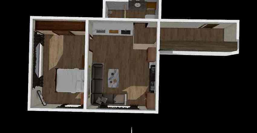 ap22 Interior Design Render