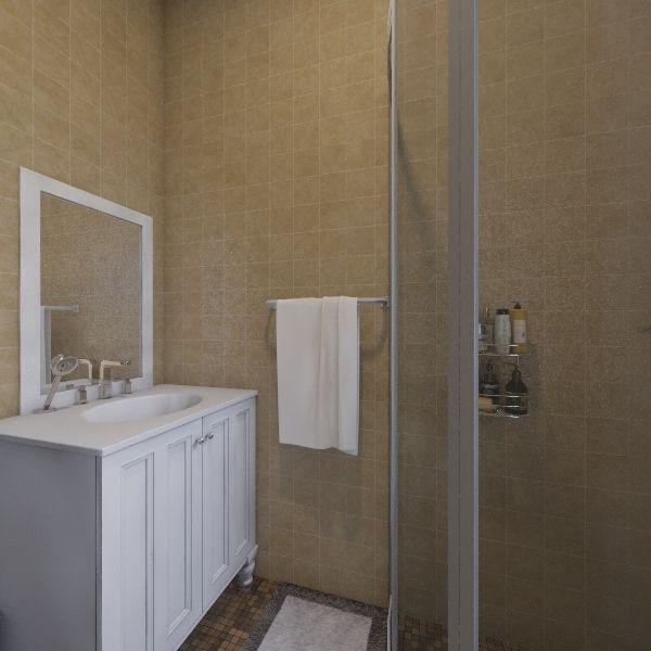 casa Ussumane Interior Design Render