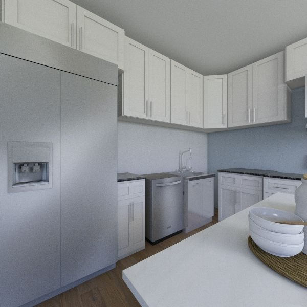 The Condo Interior Design Render