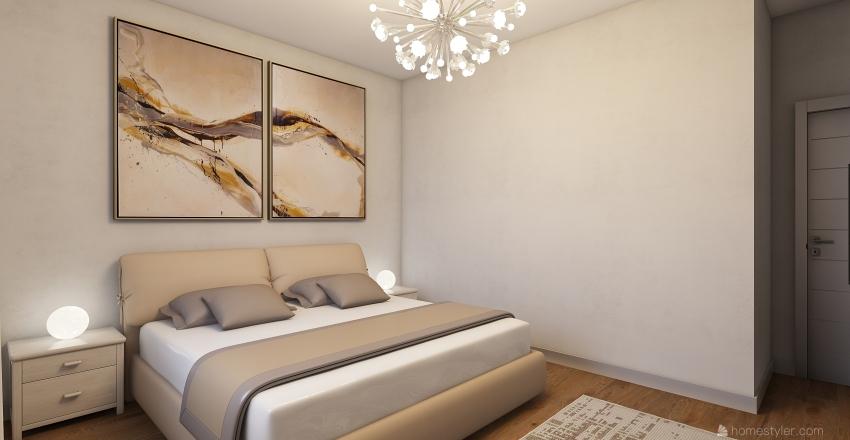 03_APPARTAMENTO Interior Design Render