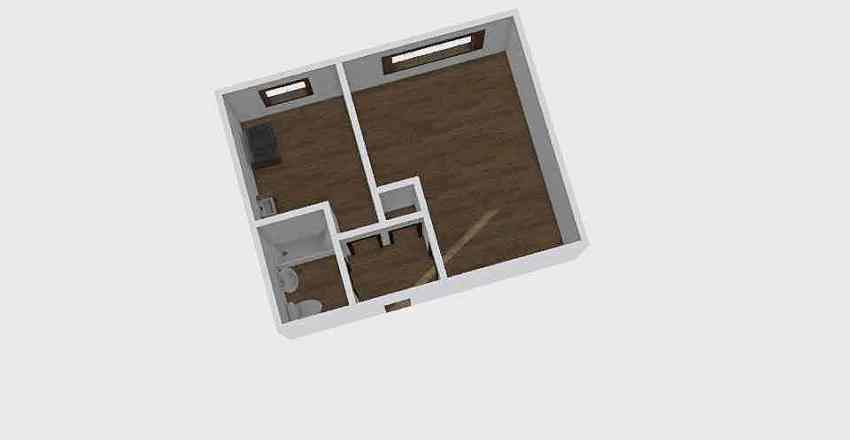 1-комн_0212_7 Interior Design Render