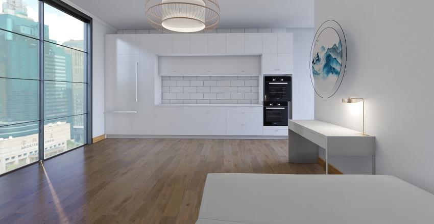 renovation n.o2(little apartment) Interior Design Render