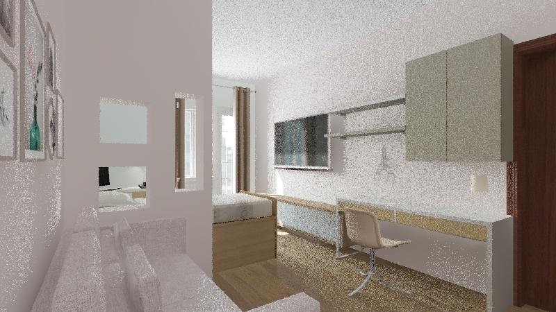 Ильмира Interior Design Render