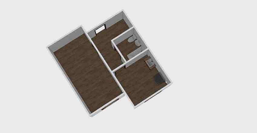 1-комн_0324 Interior Design Render