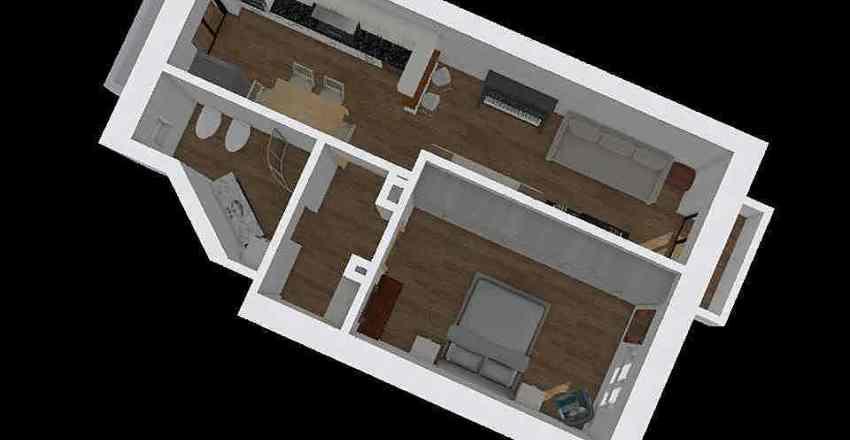 VIA BURONZO SOL. 2 Interior Design Render