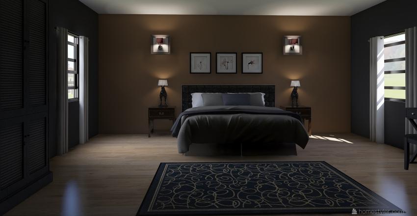 Emma Hillman Interior Design Render