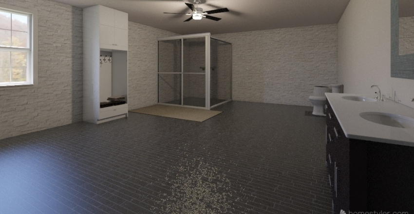 design house Interior Design Render