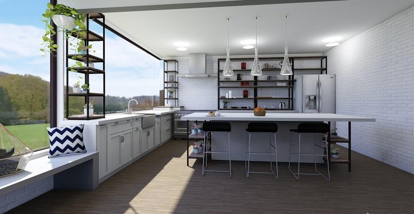 ℂ𝔸𝕊𝔸 𝔻𝔼 ℂ𝔸𝕄ℙ𝕆 Interior Design Render